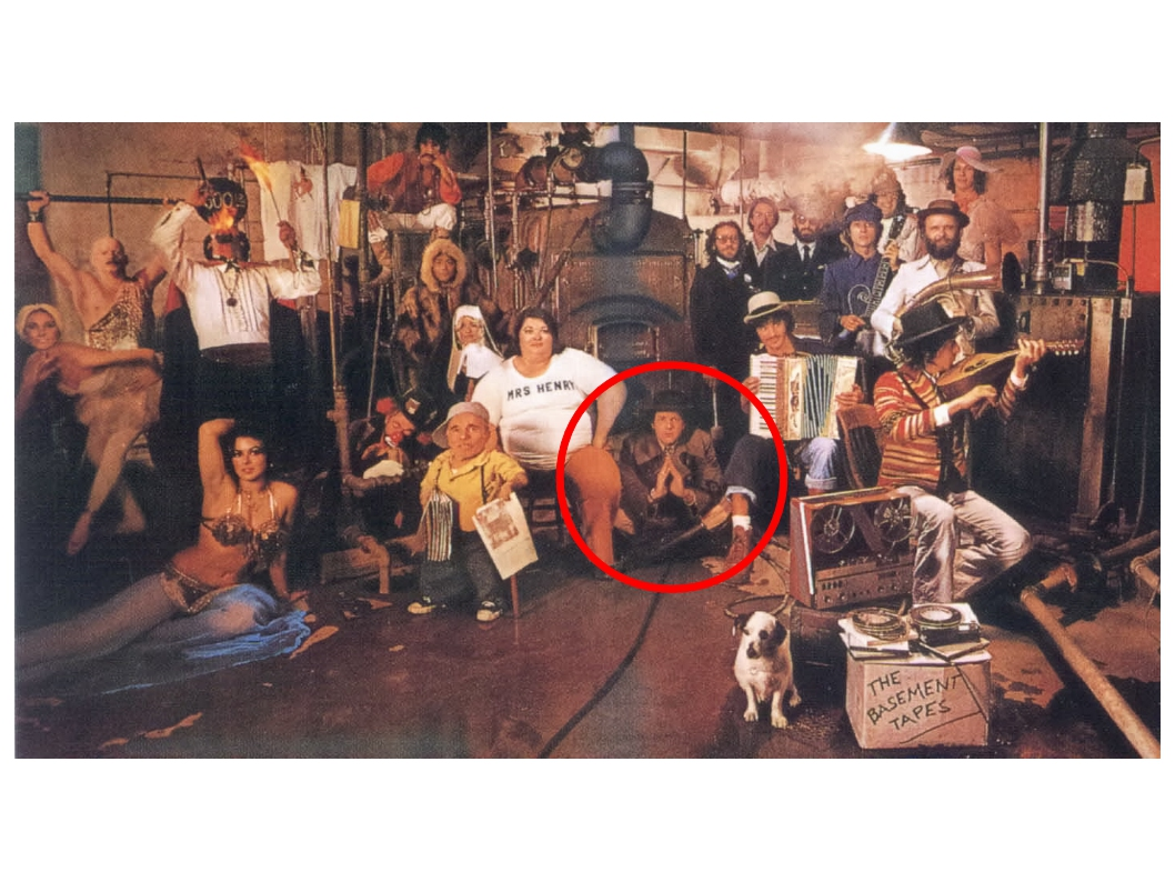 answer the basement tapes