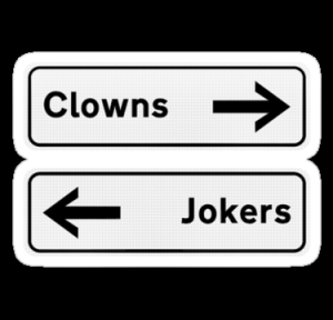 clowns-jokers